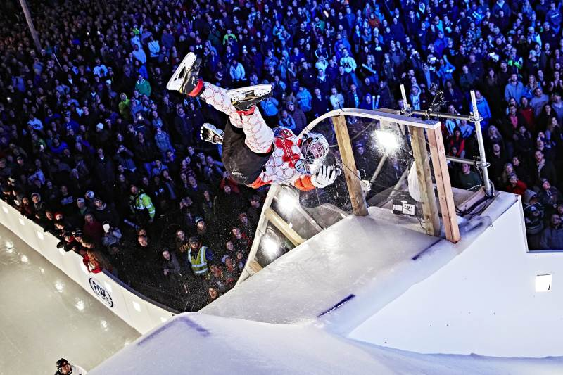 Red Bull Crashed Ice 2016 Saint Pauli