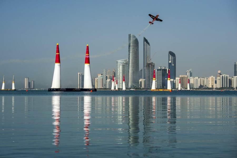 Red Bull Air Race 2016 Abu Dhabi