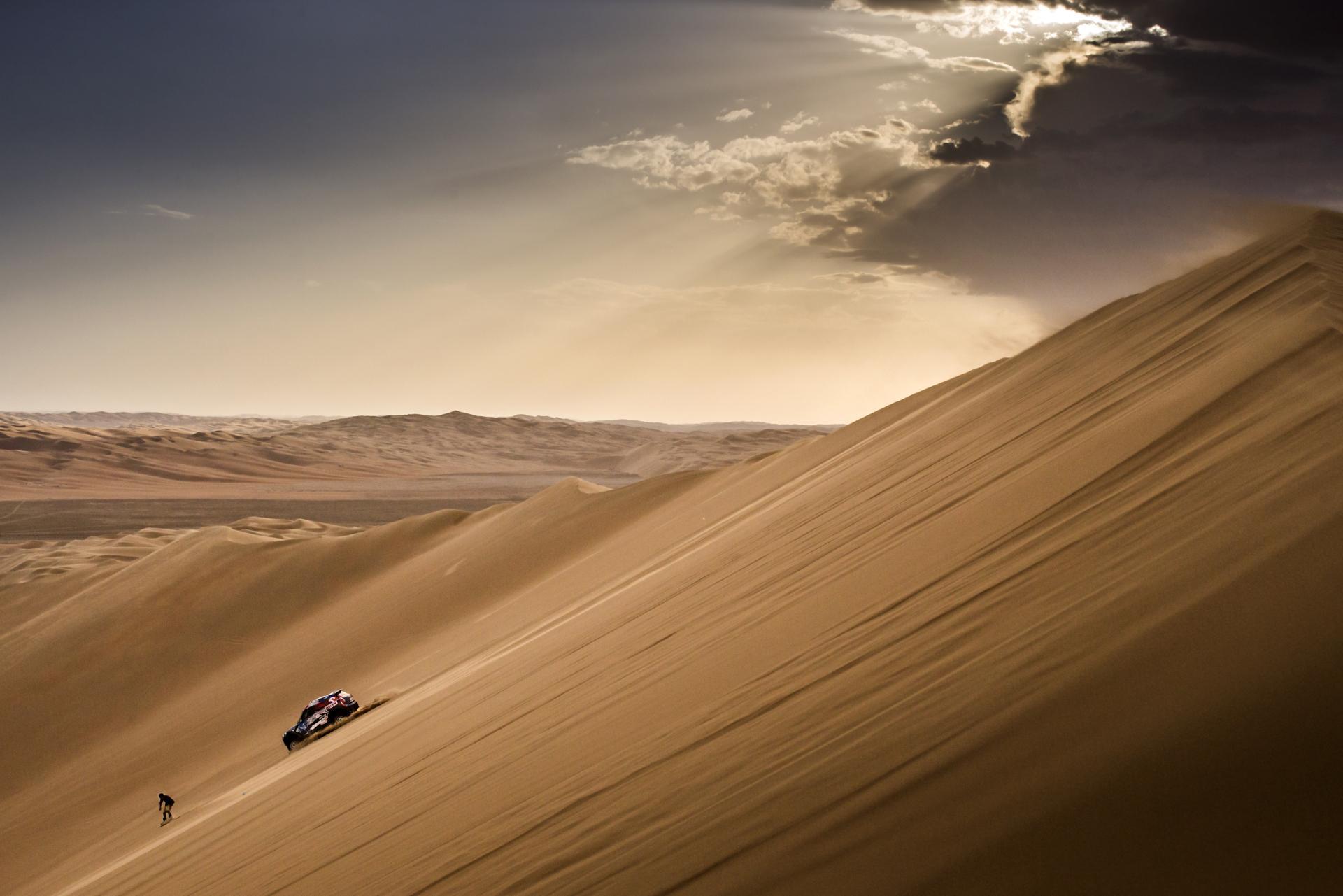 Przygonski i Pawlusiak Dune Freestyle