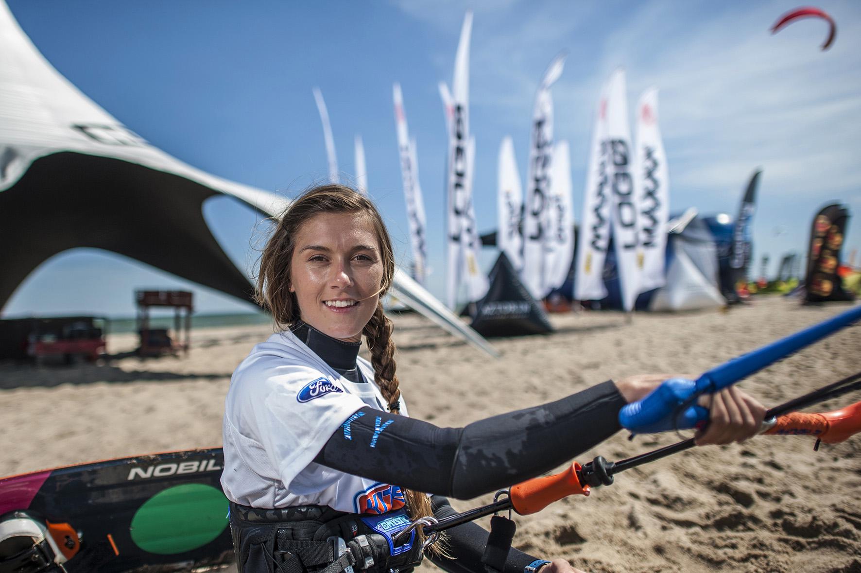 FKC zawody- Kasia Lange