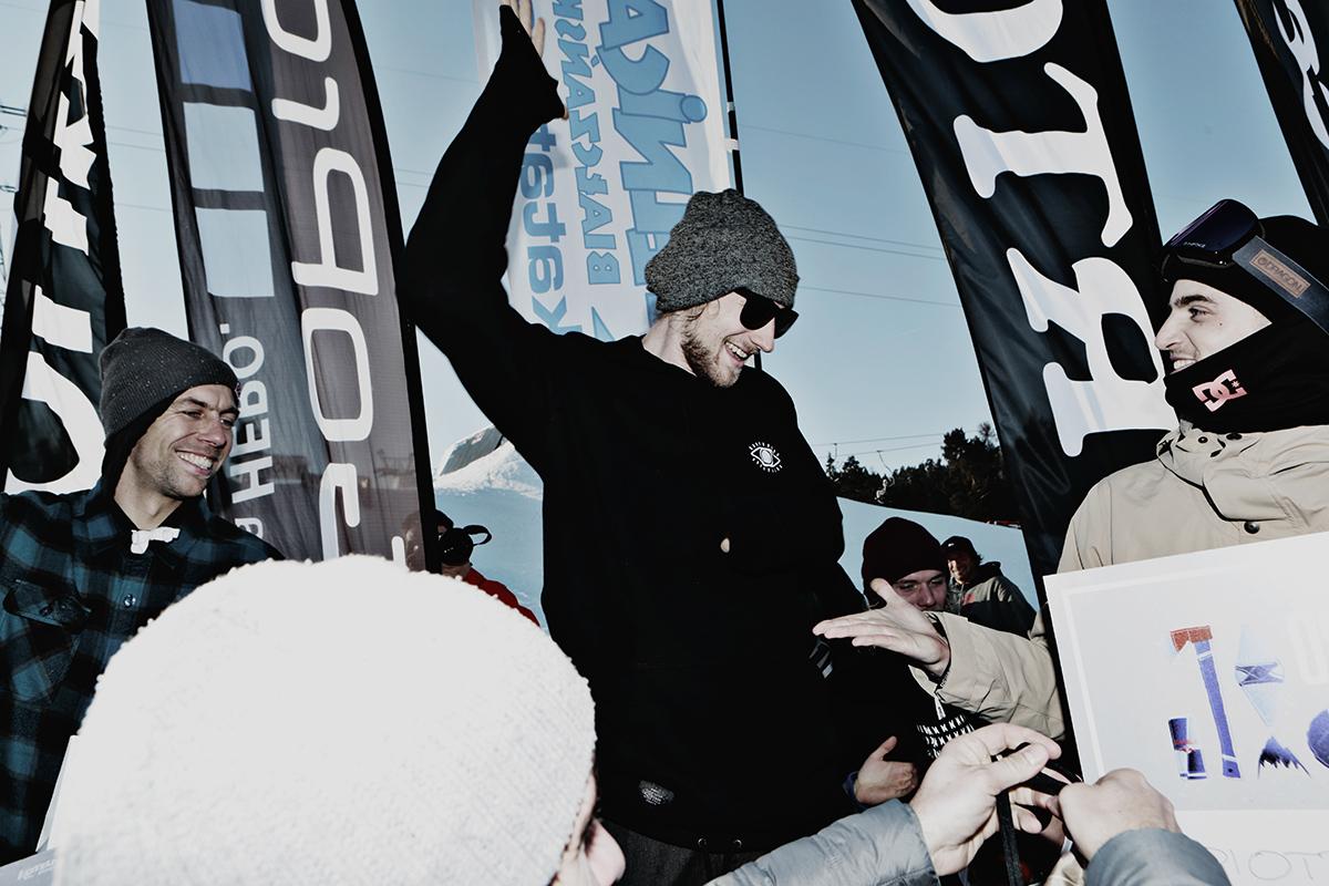 Podium - Oscyp 2017