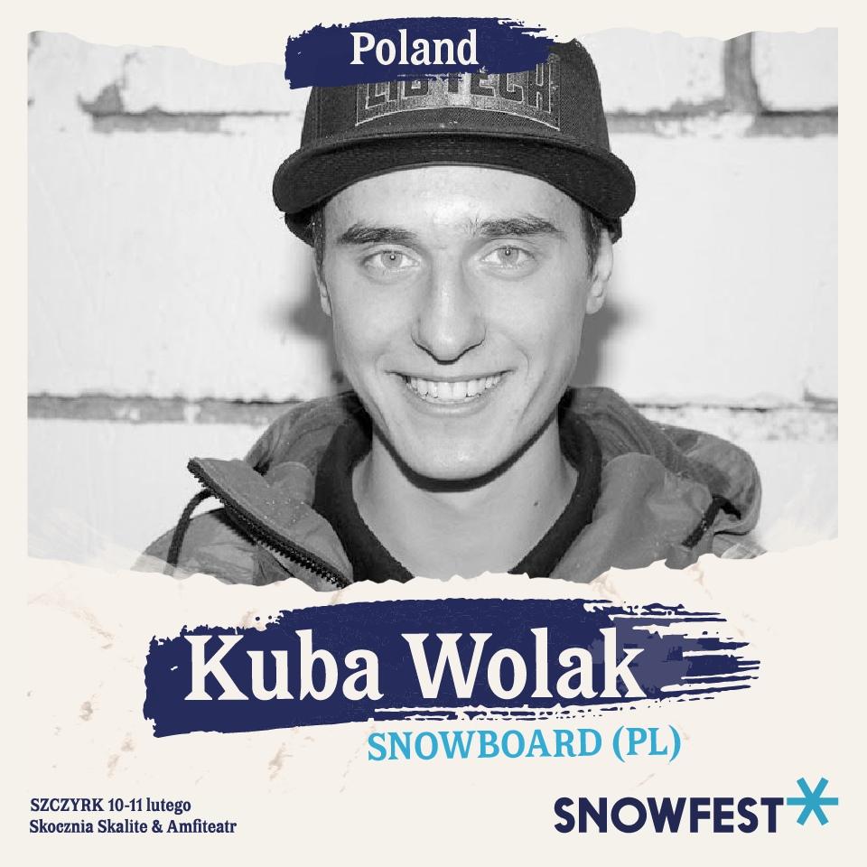 Kuba Wolak - Polska