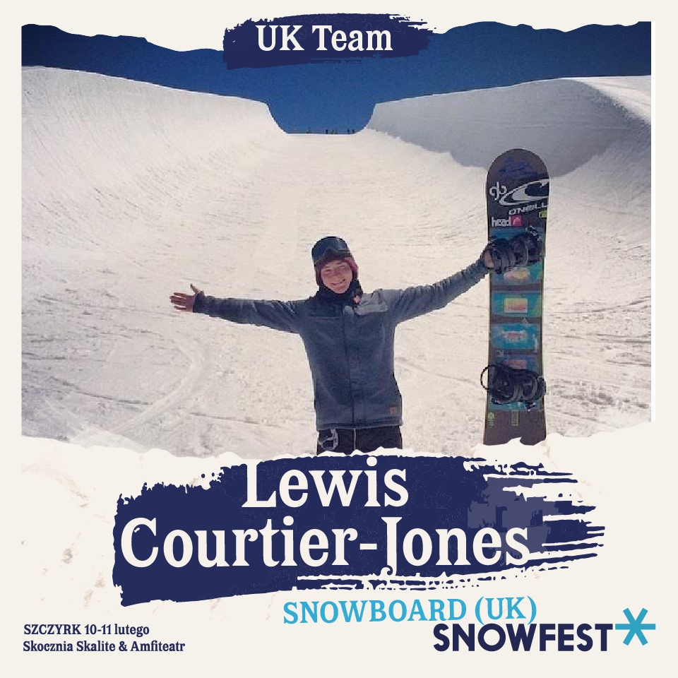 Lewis Curtier Jones - Wielka Brytania