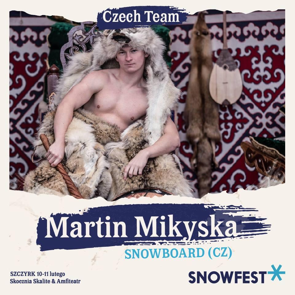 Martin Mikyska - Czechy