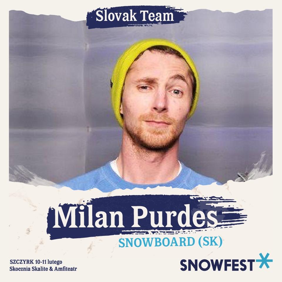Milan Purdes - Słowacja