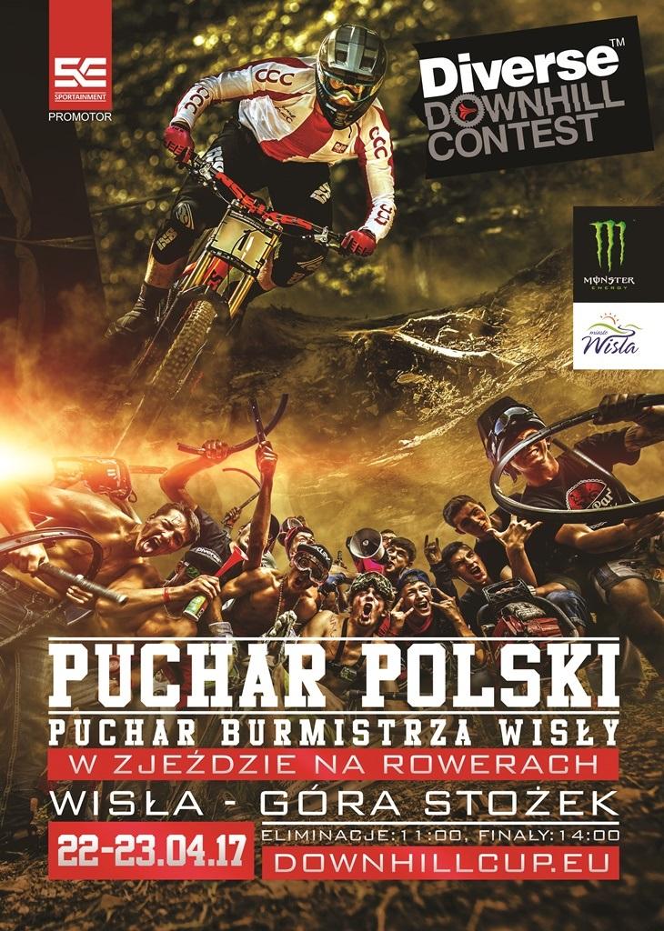 Diverse Downhill Contest: Puchar Polski 2017 - Wisła