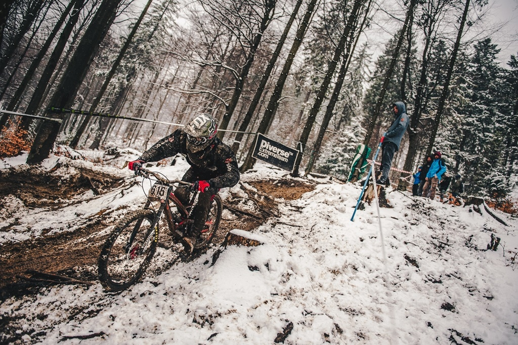 Zimowa odsłona Diverse Downhill Contest na Stożku