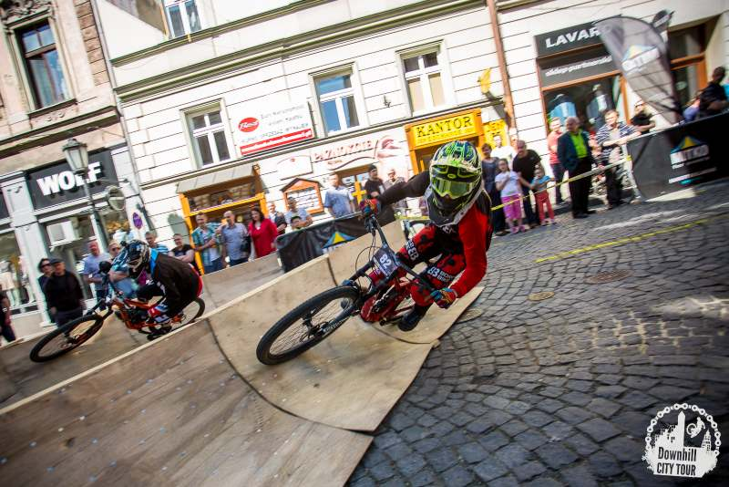 Downhill City Tour 2017