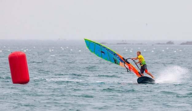 Maciej Rutkowski, 13-krotny mistrz Polski w windsurfingu