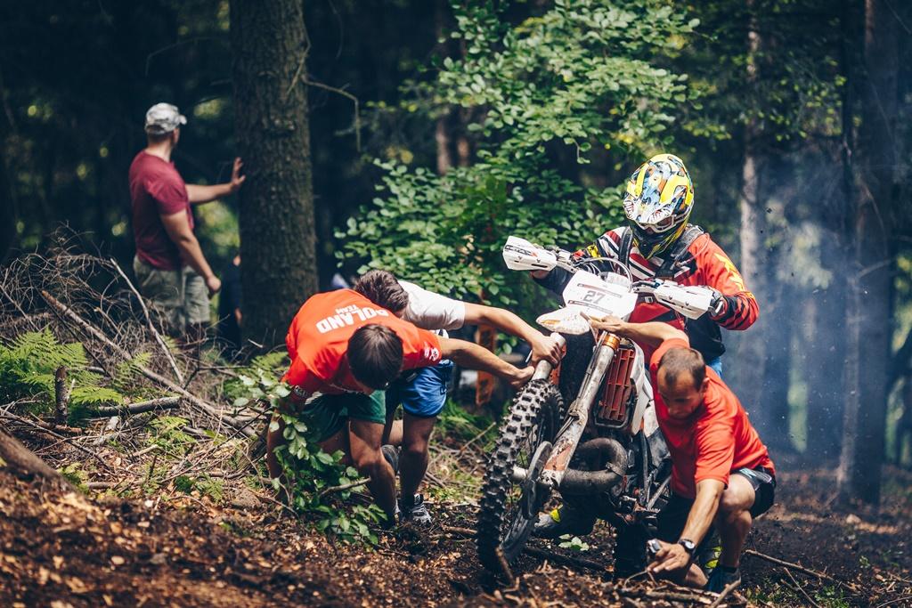 Beskid Hero – pierwsze zawody Hard Enduro w górach
