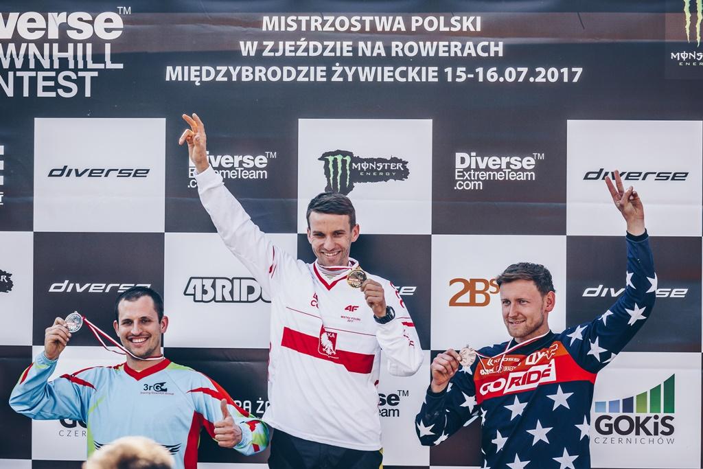 Mistrzostwa Polski DH 2017 - DDHC Masters I