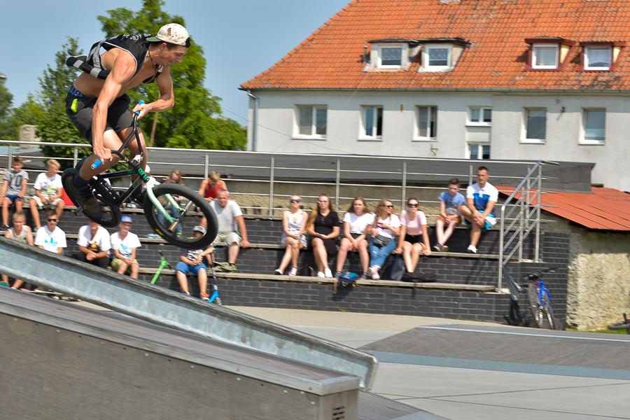BMX X SKATE JAM PISZ 2017