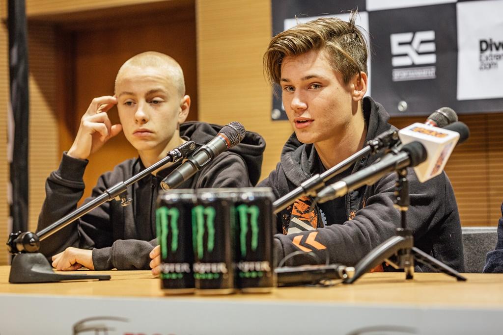 Supercross Konferencja Prasowa Ergo Arena