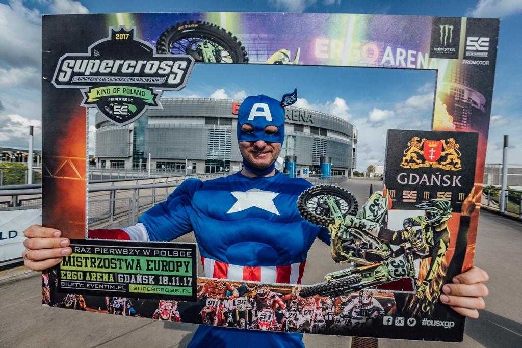 Supercross 2017 Konferencja Prasowa Ergo Arena