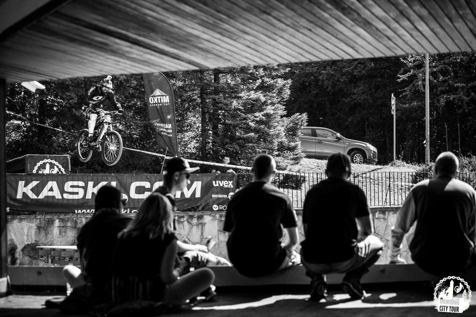 Downhill City Tour 2017 - Ustroń Zawodzie