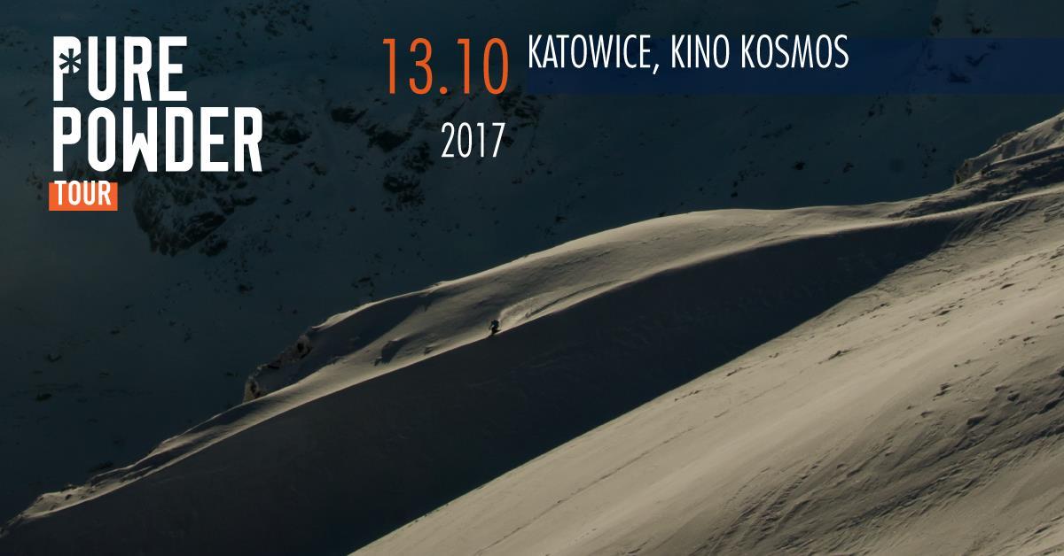 Pure Powder Tour Katowice 2017