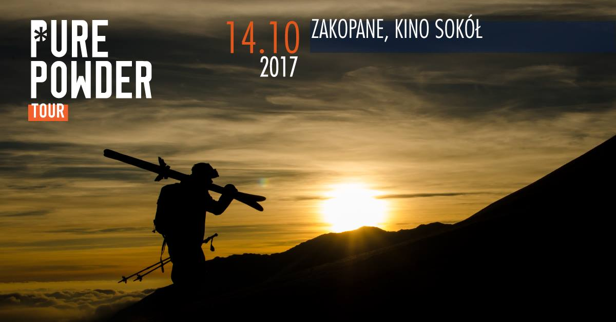Pure Powder Tour Zakopane 2017