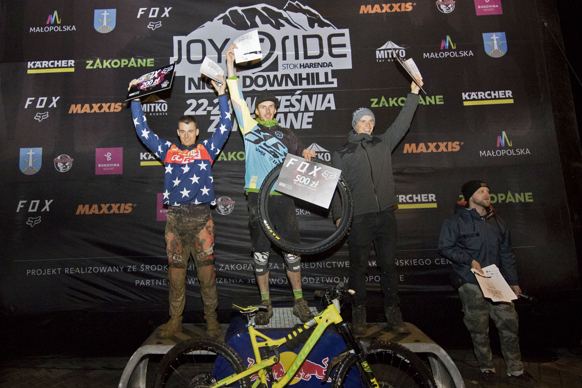 Joy Ride Night Downhill 2017
