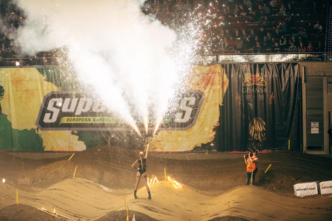 Supercross Gdańsk 2017