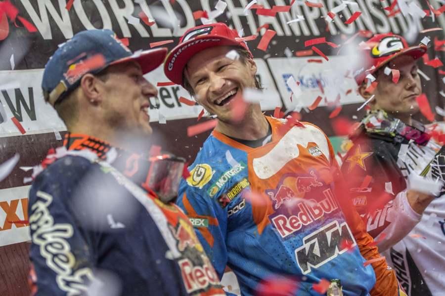 SportUP - podium Prestige - Taddy, Webb, Bolt