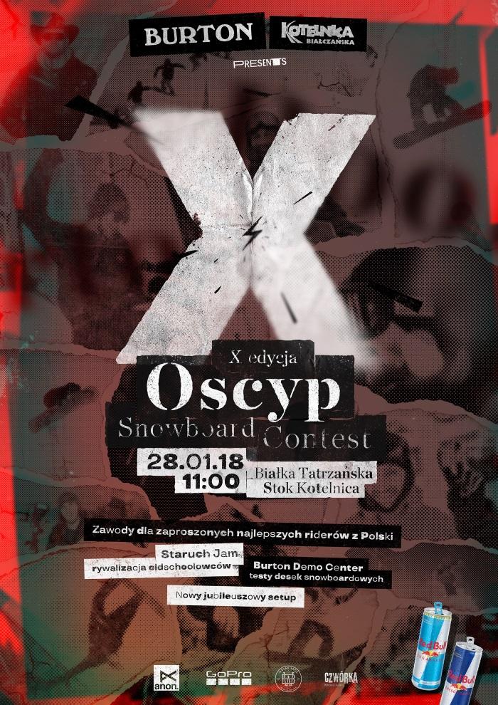 OSCYP 2018 Plakat