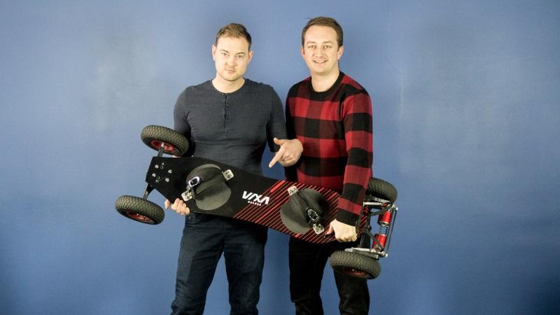 VIXA Boards - polska deskorolka elektryczna