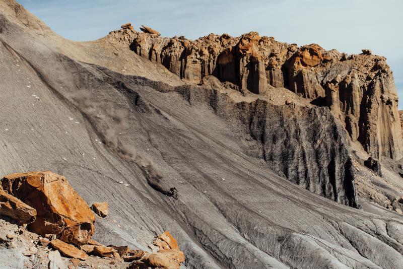 Szymon Godziek w Utah