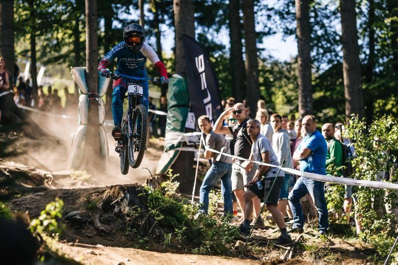 Diverse Downhill Contest PP Wisła 2018 - Slawek Lukasik