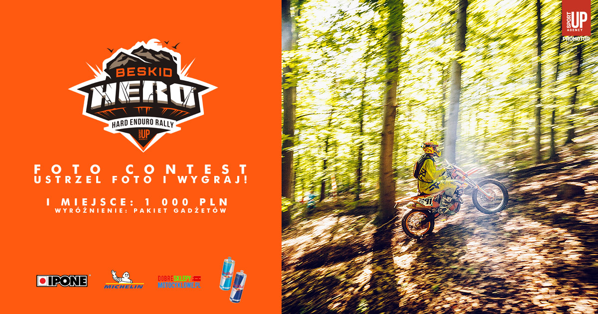 Beskid HERO - foto contest