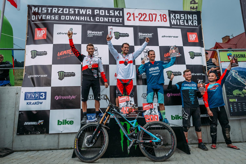 Mistrzostwa Polski Diverse Downhill Contest 2018 - MASTERS I