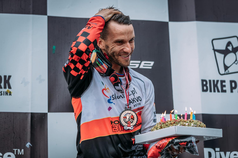 Mistrzostwa Polski Diverse Downhill Contest 2018 - MICHAŁ ŚLIWA