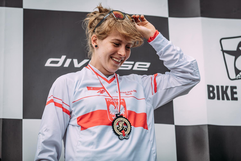 Sonia Skrzypnik - Mistrzostwa Polski w Kasinie