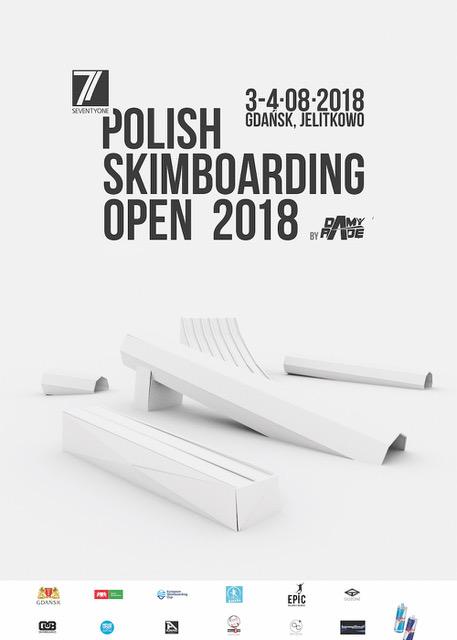 Seventyone Polish Skimboarding Open 2018 by Damy Radę