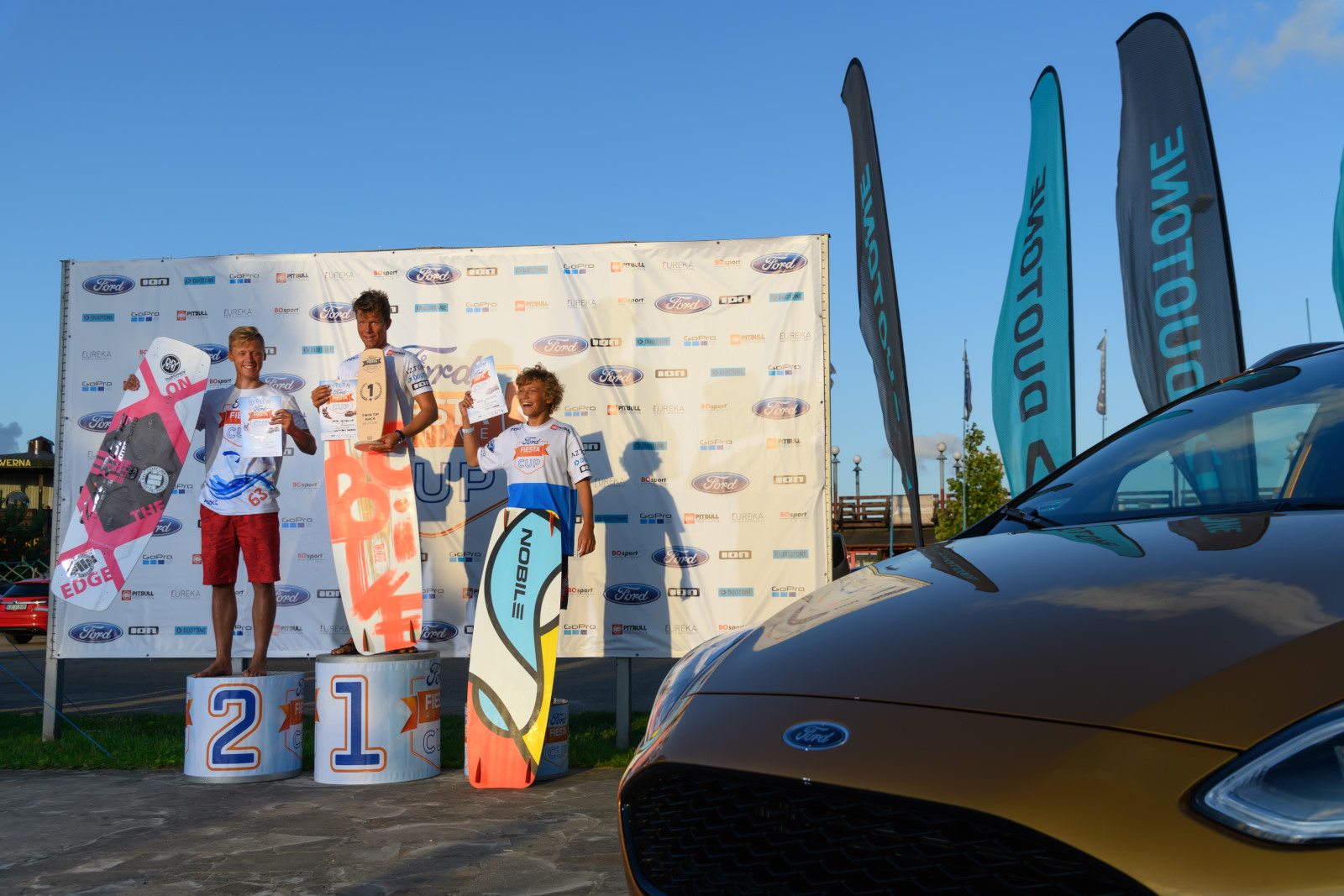Ford Fiesta Active Cup 2018
