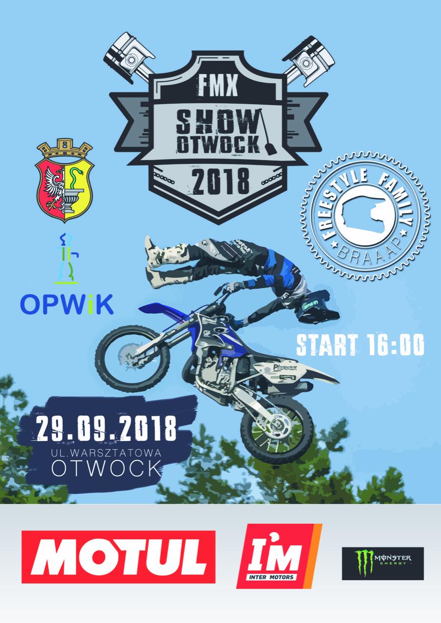 FMX SHOW Otwock 2018