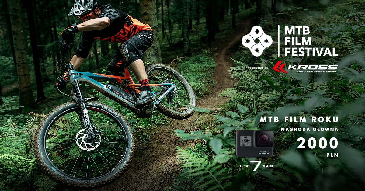 MTB FILM ROKU - MTB FILM FESTIVAL 2018 presented by KROSS
