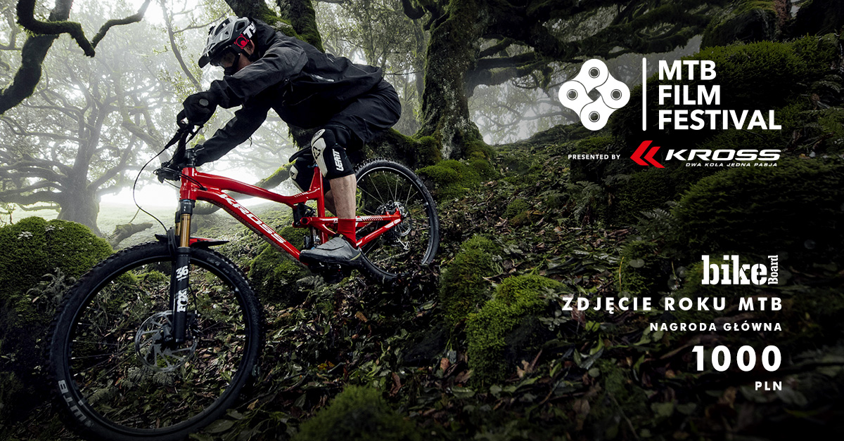 MTB ZDJECIE ROKU - MTB FILM FESTIVAL 2018 presented by KROSS