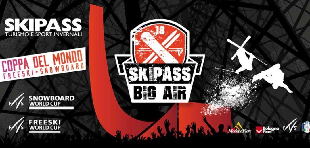 Skipass Big Air 2018