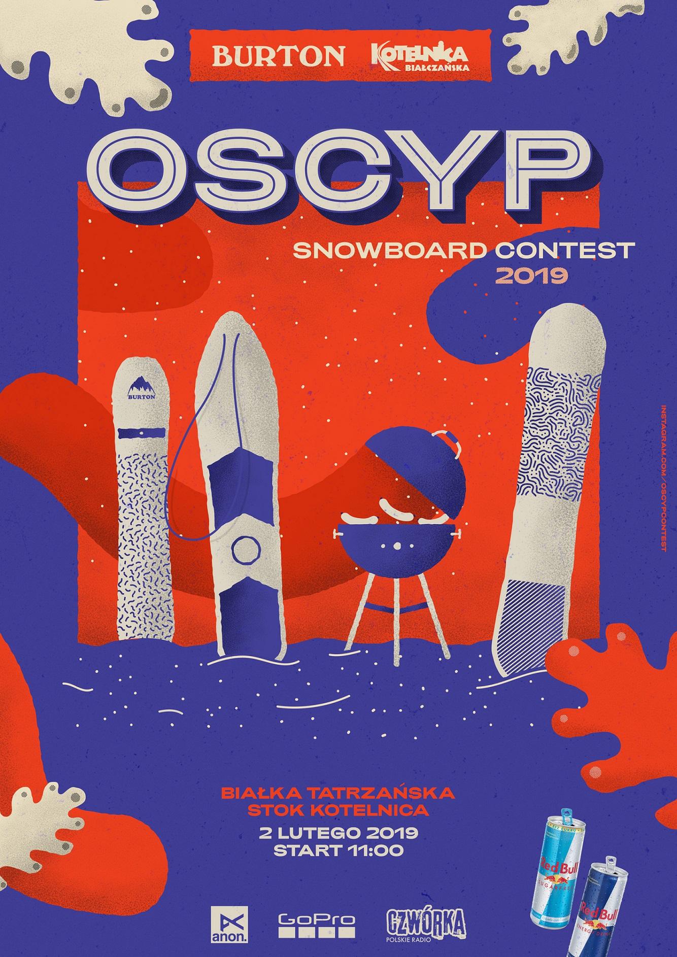 OSCYP Snowboard Contest 2019