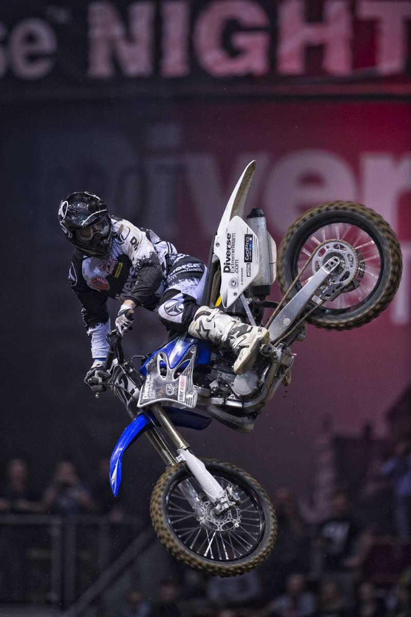 Diverse Extreme Team - Marcin Łukaszczyk