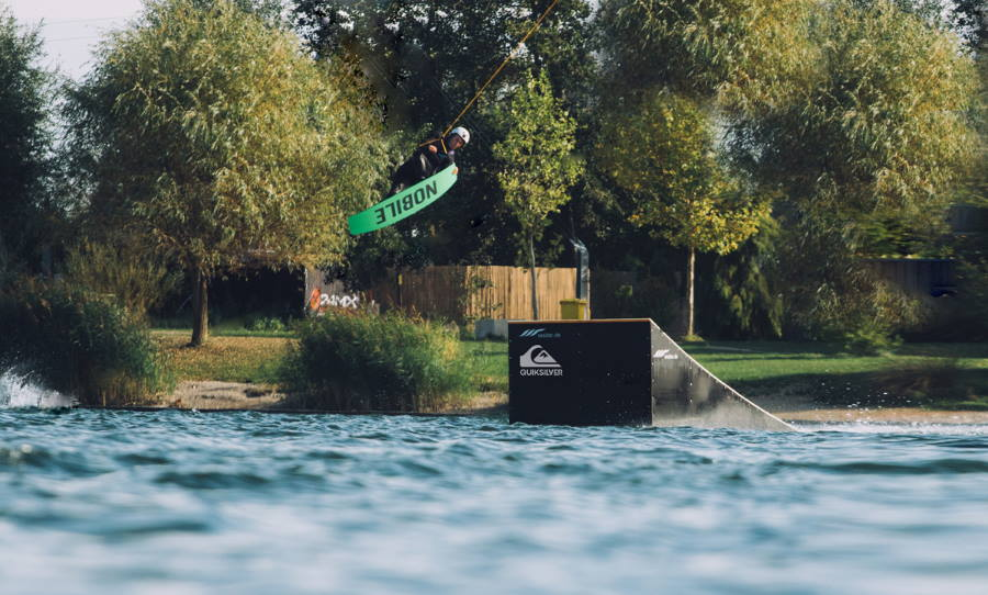 HEAT Games 2019 - Quicksilver Van Wake Worlds