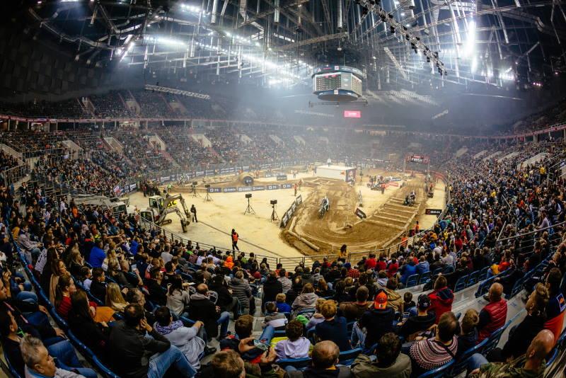 Mistrzostwa Swiata SuperEnduro Krakow 2019