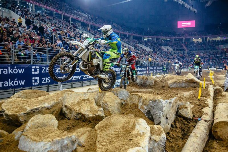 Mistrzostwa Swiata SuperEnduro Krakow
