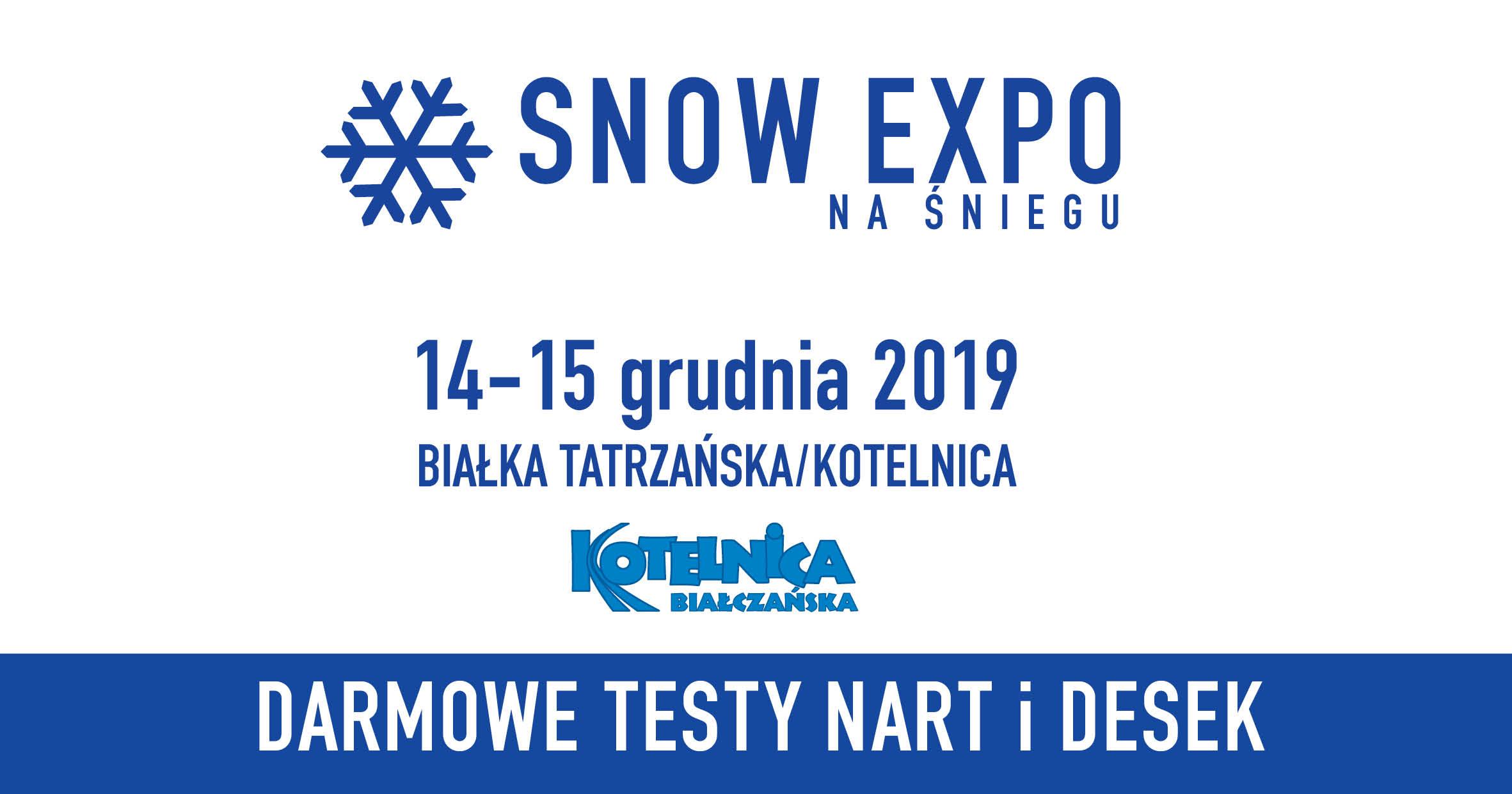 SNOW EXPO na śniegu - Białka