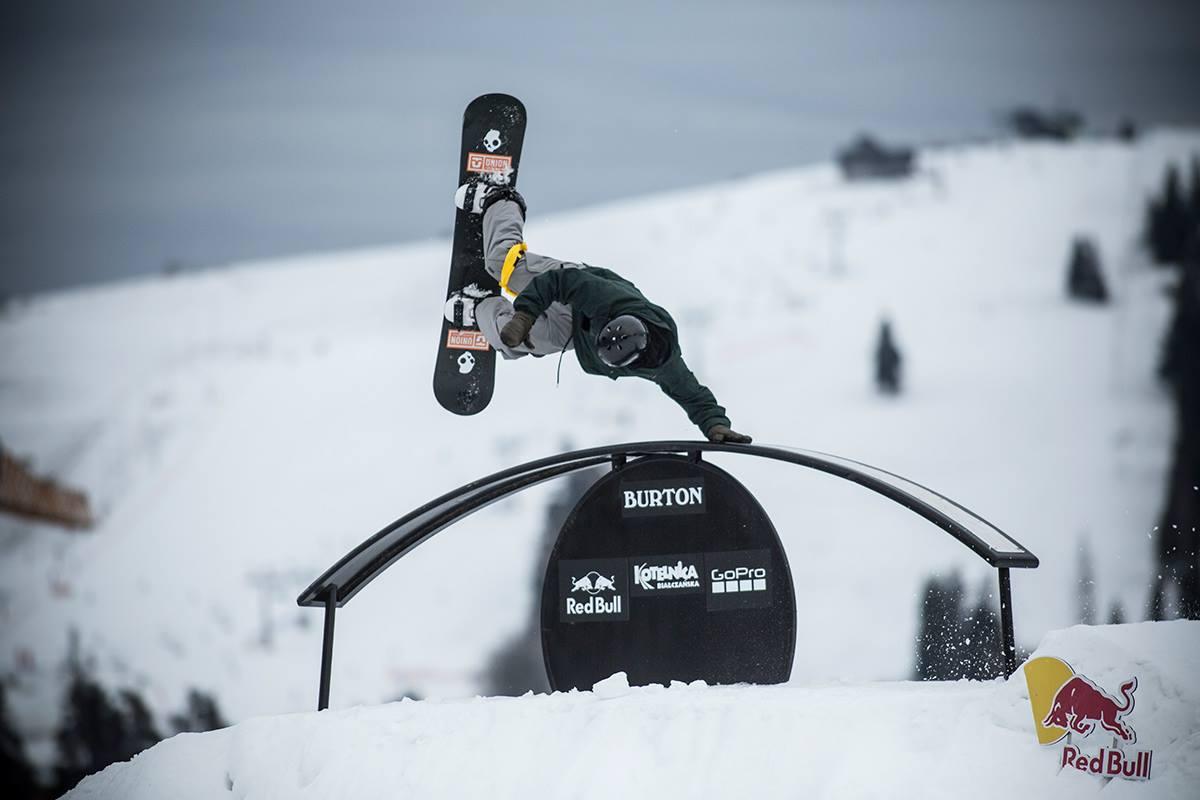 Rusza dwunasta edycja zawodów OSCYP Snowboard Contest