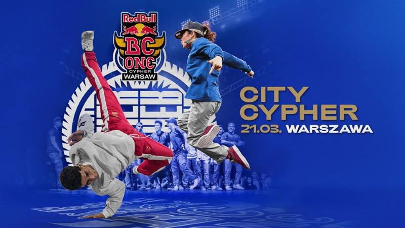 Red Bull BC One City Cypher - Warszawa
