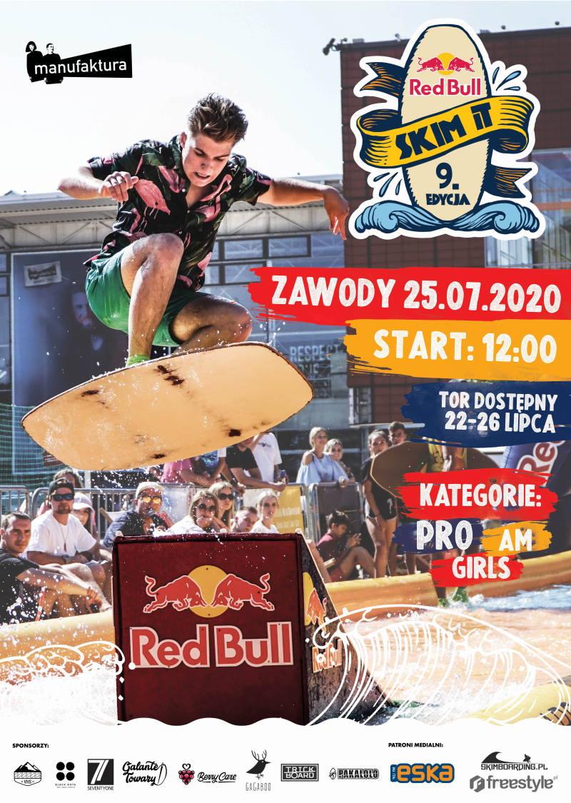 9. edycja zawodów Red Bull Skim It