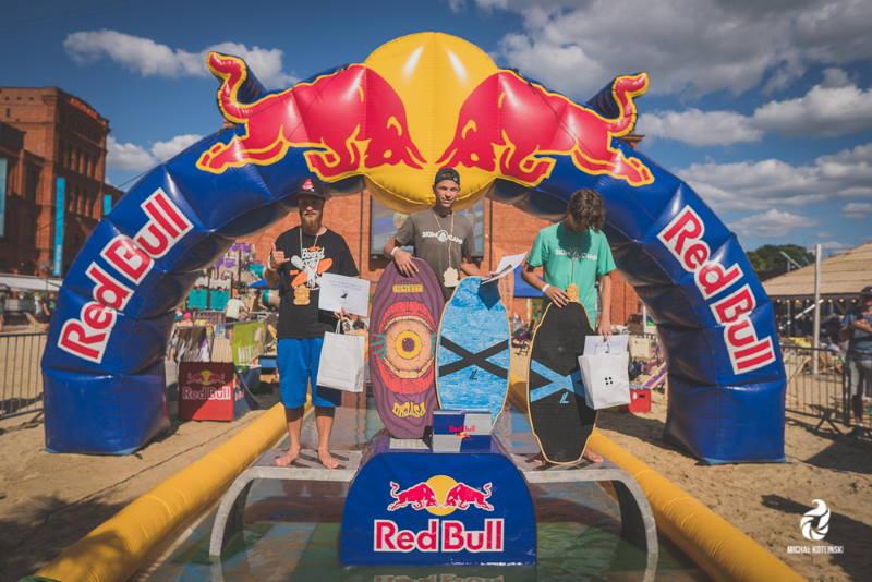 Red Bull Skim It vol. 9 - podium amatorzy