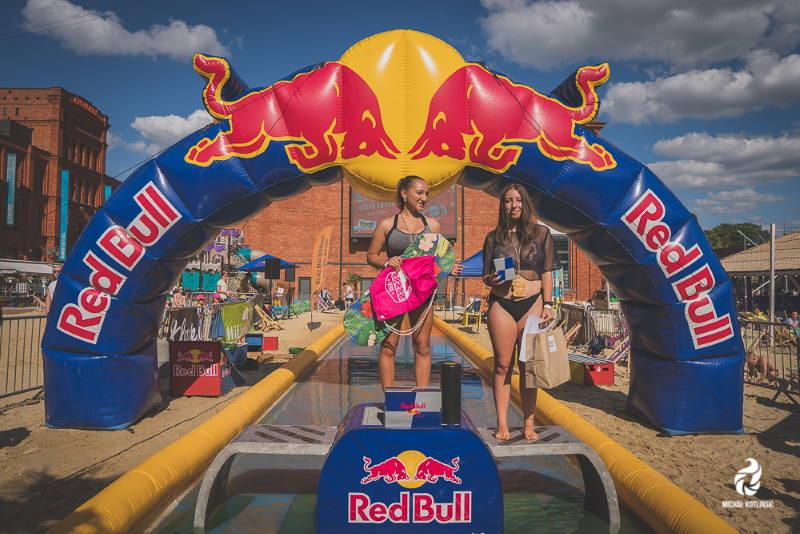 Red Bull Skim It vol. 9 - podium dziewczyny