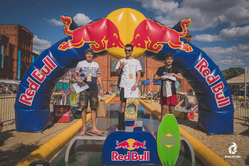 Red Bull Skim It vol. 9 - podium PRO